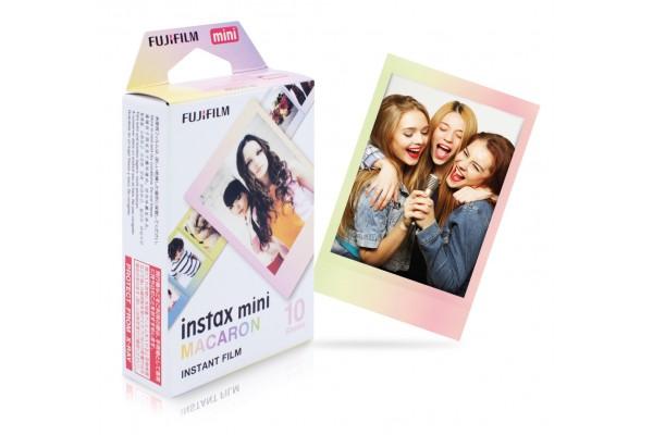 Fujifilm Instax Mini film Macaron