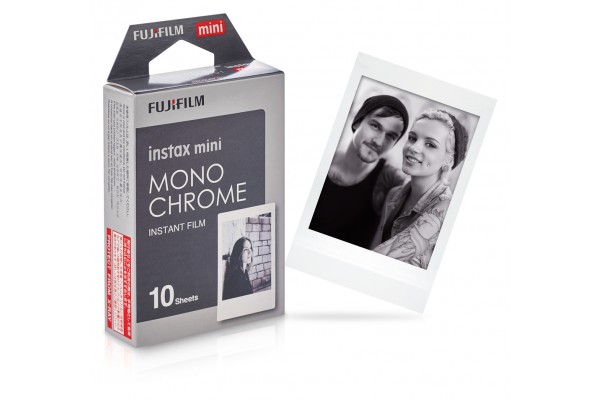 Fujifilm Instax Mini Film Mono Chrome