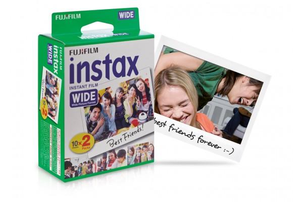 Fujifilm Instax Wide film dobbelt pack