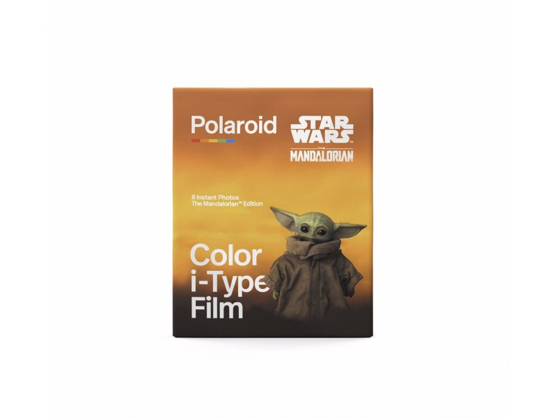 Polaroid i-Type Color Film Star Wars Mandalorian