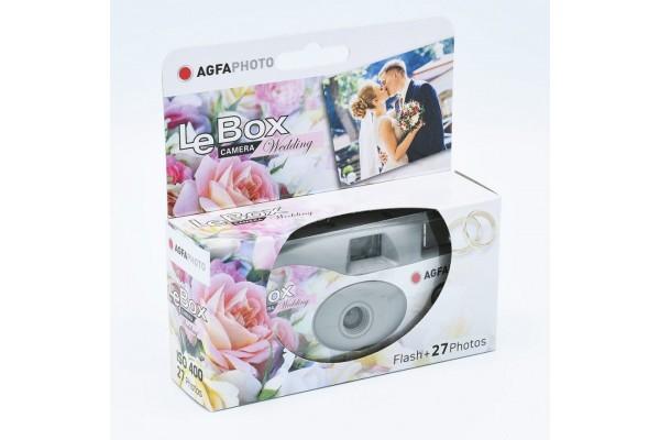 AGFA Photo Lebox 400 27 Wedding Flash Engangkamera