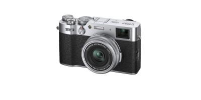 Fujifilm X100V Sølv
