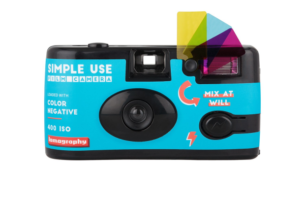 Lomography Simple Use Film Kamera