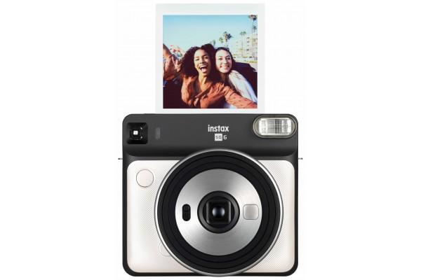 Fujifilm Instax SQ6 Hvid