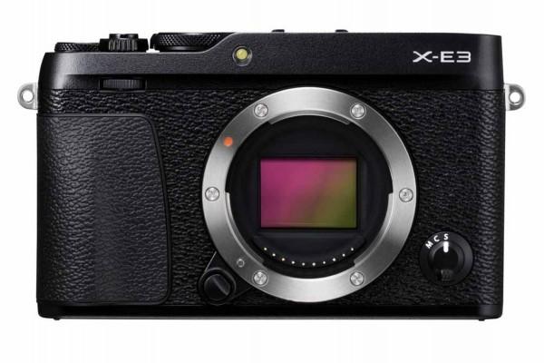 Fujifilm X-E3 Kamerahus Sort *Cashback 750kr*