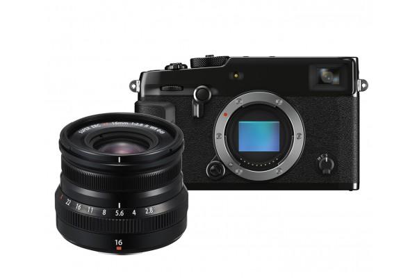 Fujifilm X-Pro3 Sort Body + 16mm f/2.8