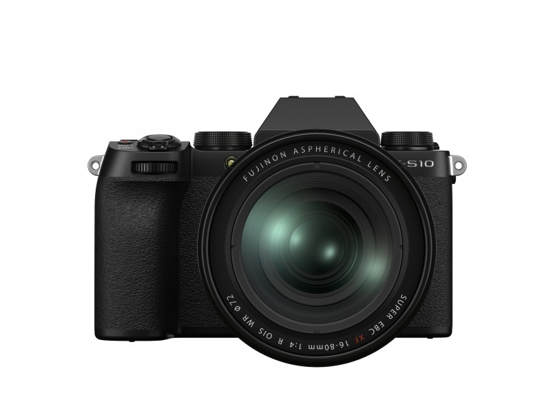 Fujifilm X-S10 + 16-80mm kit