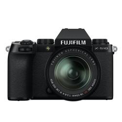 Fujifilm X-S10 + 18-55mm kit
