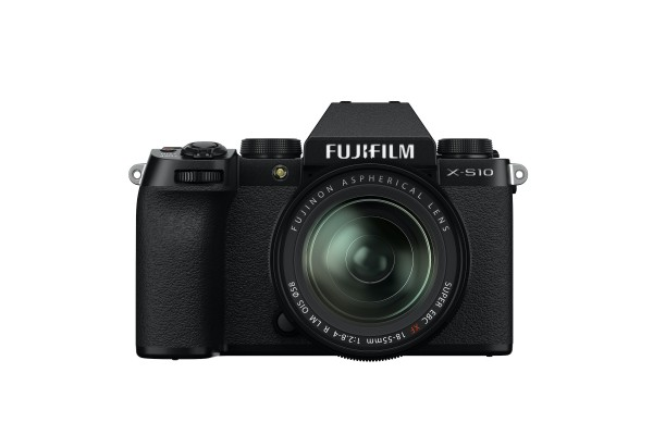 Fujifilm X-S10 + 18-55mm kit