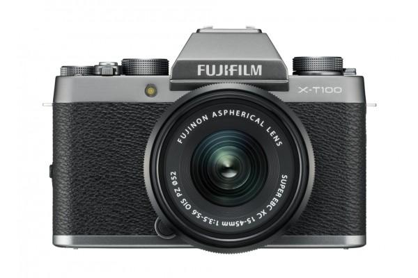 Fujifilm X-T100 Dark Silver