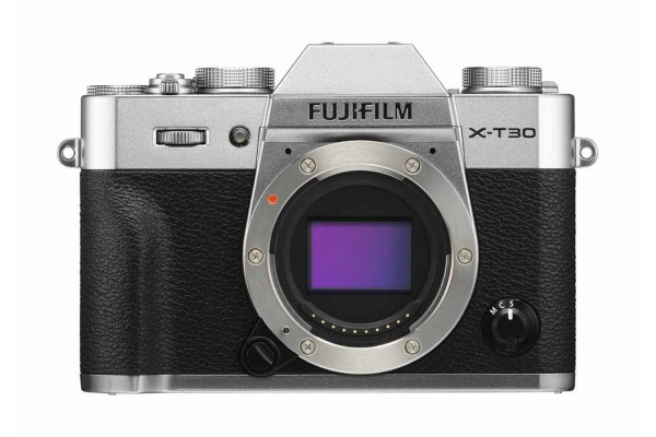 Fujifilm X-T30 Kamerahus Sølv