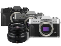 Fujifilm X-T30 Body + XF 16mm f/2,8