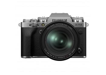 Fujifilm X-T4 + 16-80mm Kit Sølv