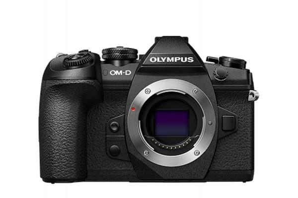 Olympus E-M1II Kamerahus Sort