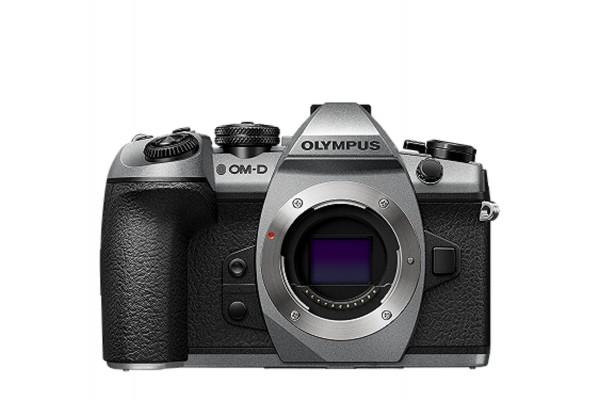 Olympus E-M1II Kamerahus Sølv