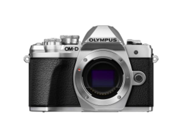 Olympus E-M10III Kamerahus Sølv