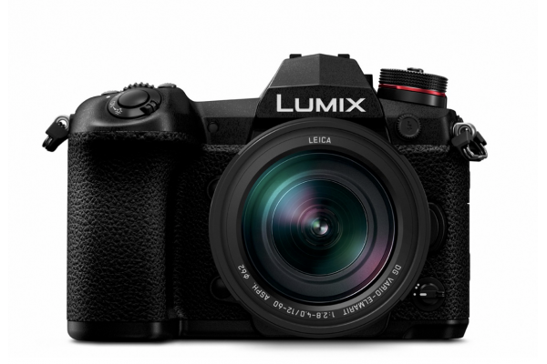 Panasonic Lumix G9 + 12-60mm f/2.8-4 OIS kun 1 stk