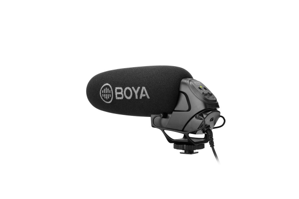 Boya BY-BM3031 On-Camera Shotgun Mikrofon