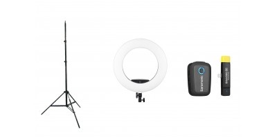 Dorr/Saramonic Blink 500 B3 Ringlys kit