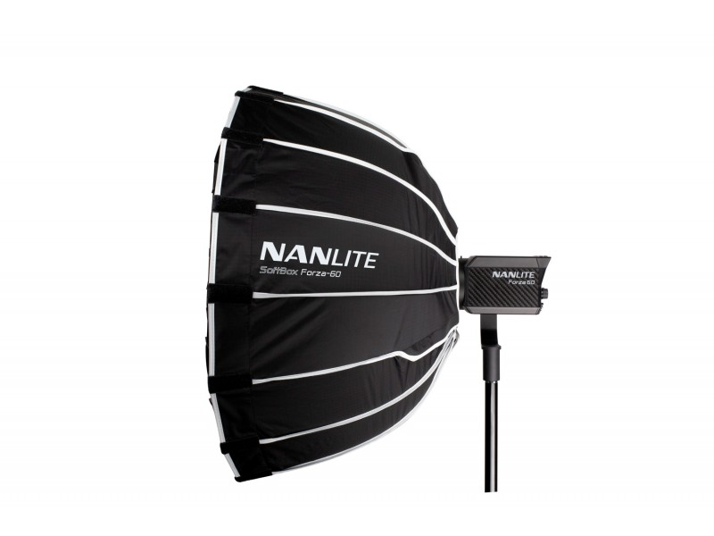 Nanlite Parabolic Softbox til Forza 60