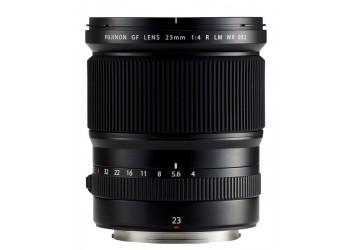 Fujinon GF 23mm/4 R WR