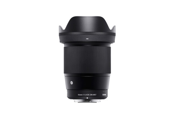 SIGMA AF 16mm f/1.4 DN DC Contemporary SONY E-mount