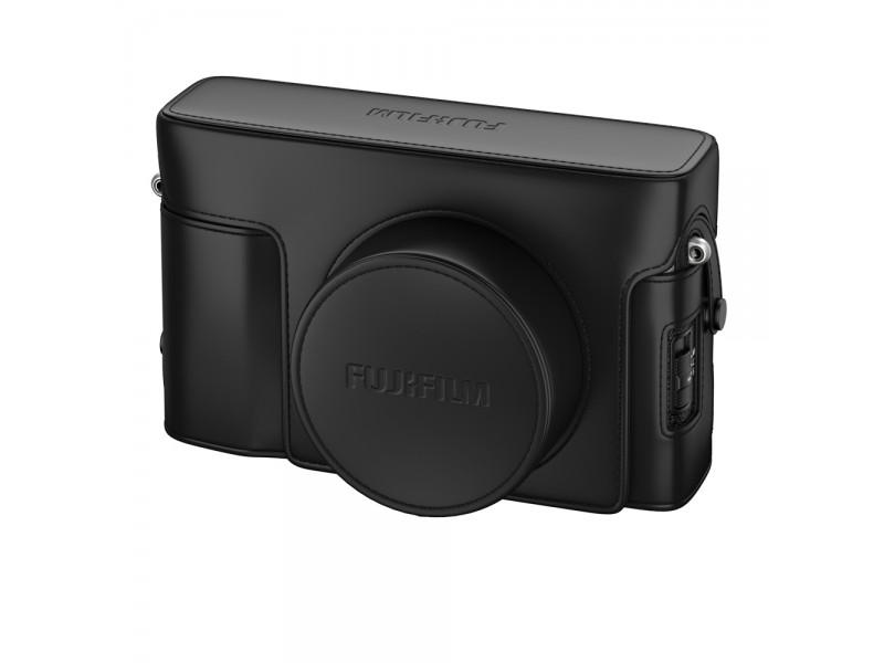 Fujifilm LC-X100V Kameraetui Sort