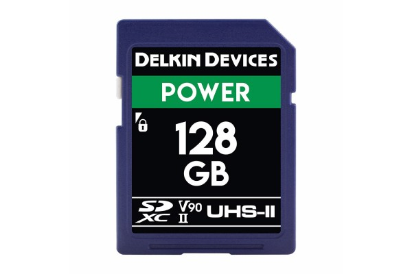 Delkin Power SD UHS-II 128GB