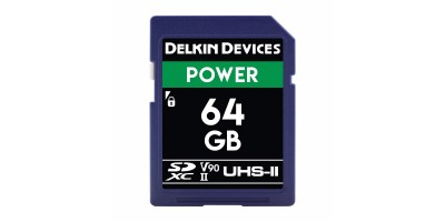 Delkin Power SD UHS-II 64GB