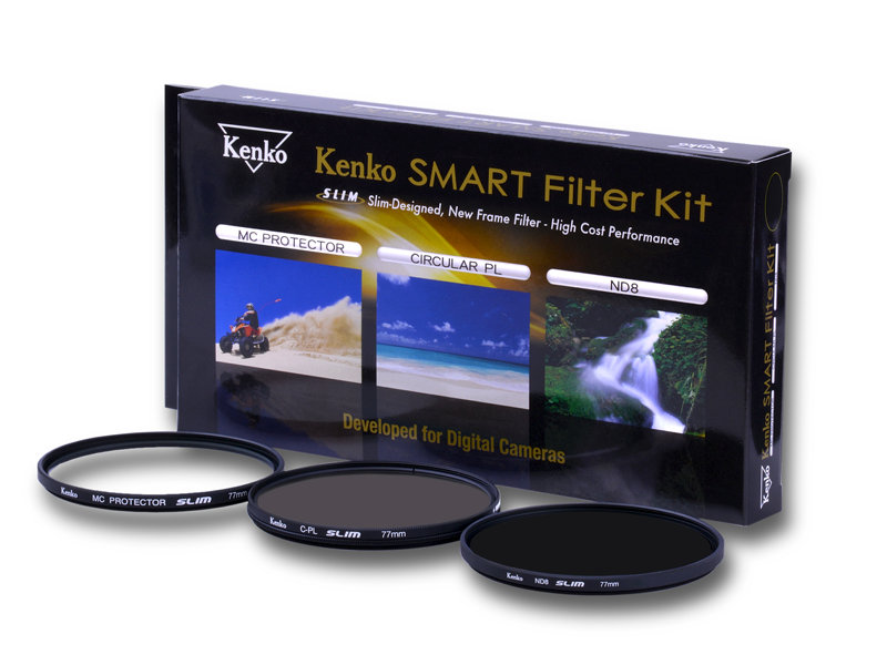 Kenko Smart Filter Kit Ø55mm