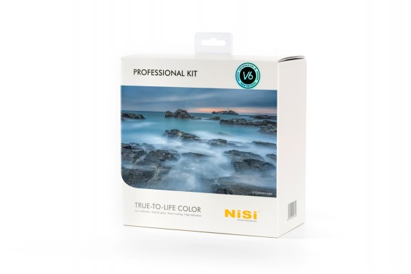NISI Professional Kit III 100mm System V6