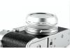 NiSi Filter UHD UV til Fujifilm X100V Sort