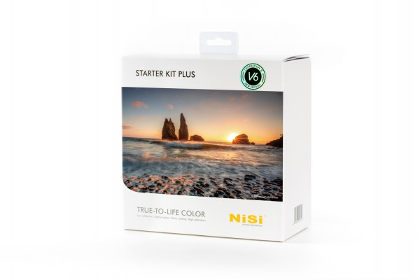 NiSi Starter Kit Plus III 100mm System V6