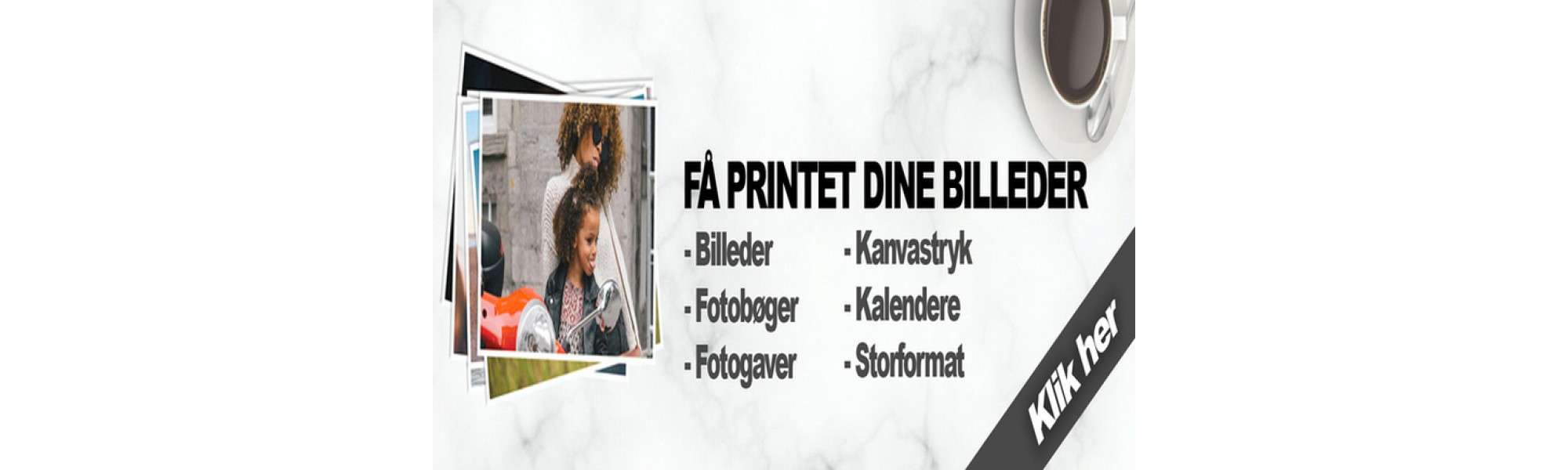 Få printet dine billeder