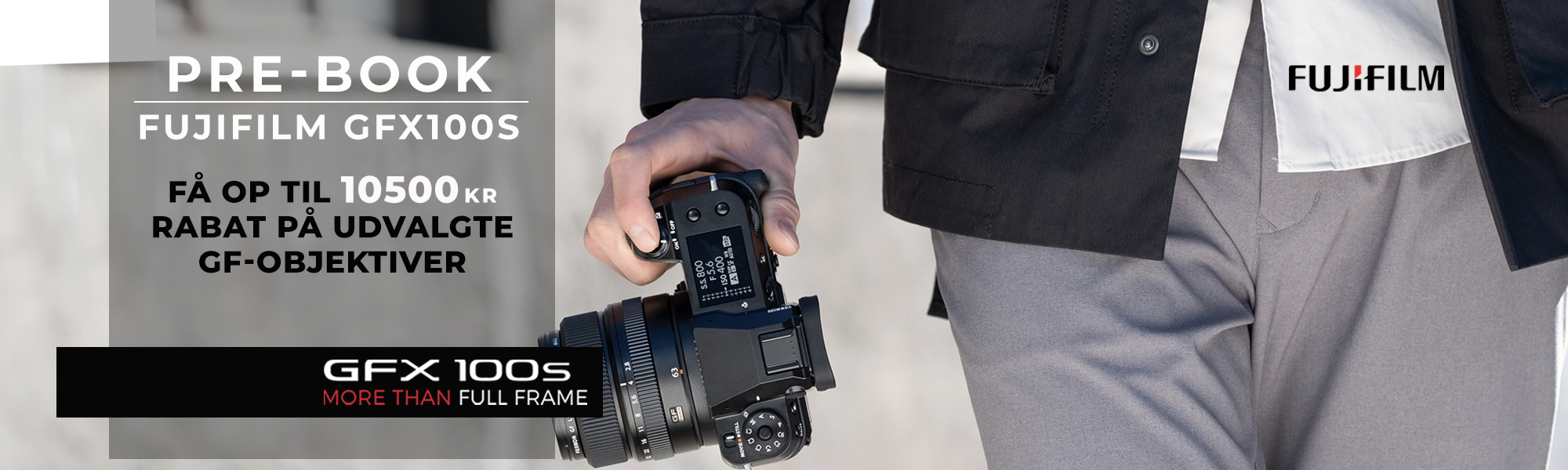 Fujifilm 50mm f1