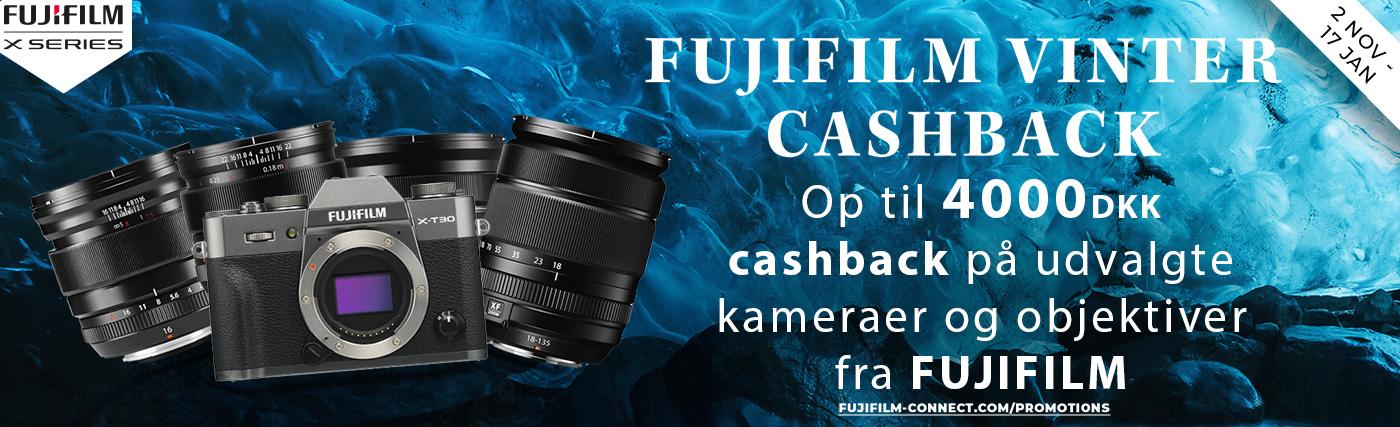 Fujifilm Winter Cash Back